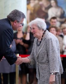 Nominacja profesorska dla dr Marii Bokszczanin